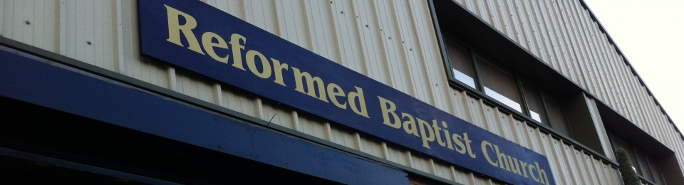 Magherafelt Reformed Baptist Church